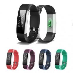 Фитнес браслет smart bracelet 115 plus оптом