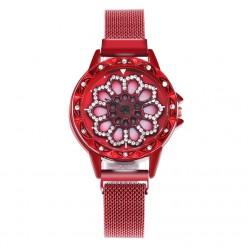 Женские наручные часы Flower Diamond оптом