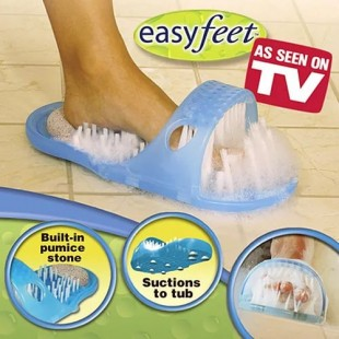 Массажные тапочки Easy Feet оптом