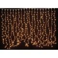 Новогодняя светодиодная гирлянда Бахрома 2 м оптом