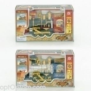 Музыкальный паровоз Classic Train 2411 оптом