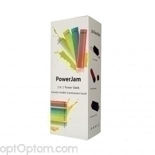 Power bank Jam 3в1 (Пауэр бэнк) оптом