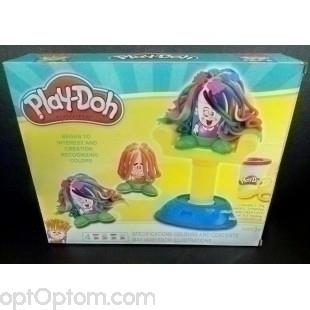 Детский набор парикмахера Play Doh оптом