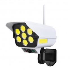 Прожектор на солнечной батарее с пультом YG-1576 оптом