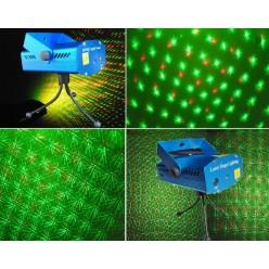 Проектор mini laser stage lighting оптом