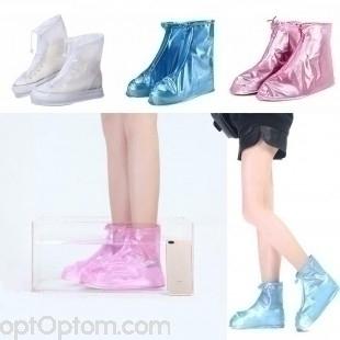 Дождевые чехлы для обуви оптом