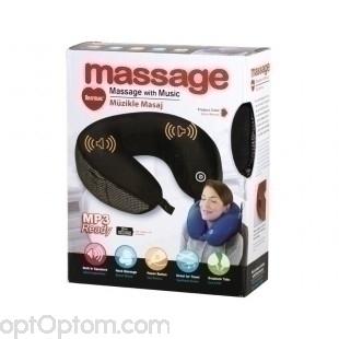 Массажная подушка для шеи и плеч Massager оптом
