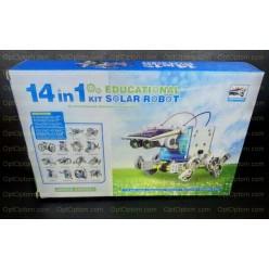 Конструктор на солнечной батареи Solar Robot 14 in 1 оптом