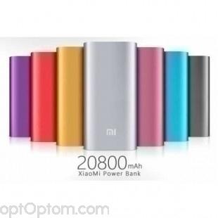 Power Bank Xiaomi MI 20800 mAh оптом