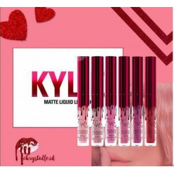 Помада XOXO Kylie Valentine Collection (6 оттенков) оптом