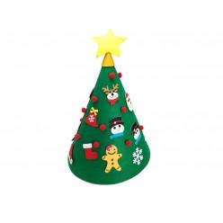 Новогодняя елка из фетра оптом