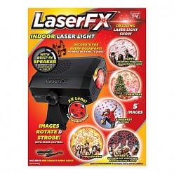 Лазерный проектор Laser FX Indoor laser light оптом