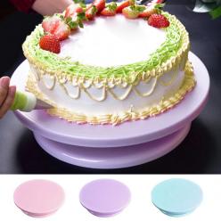 Вращающаяся подставка для торта оптом