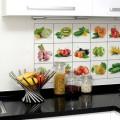 Наклейка на плитку на кухне Kitchen Sheet (Китчен Щит) оптом