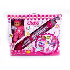 Кукла Cute pretty doll оптом