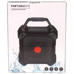 Портативная колонка portable h12 оптом