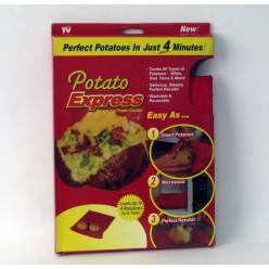 Мешочек для запекания картошки Potato Express оптом