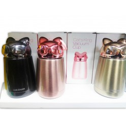 Термос Cats King Vacuum Cup оптом