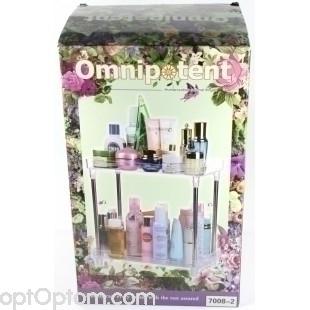 Акриловая стойка для косметики Omnip Tent оптом