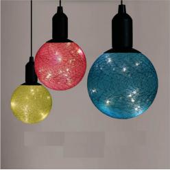 Подвесной светильник led cotton ball lamp оптом