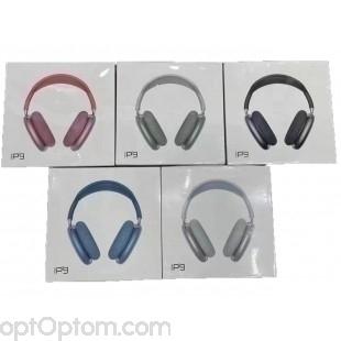 Беспроводные наушники Р9 Macaron Headphones оптом