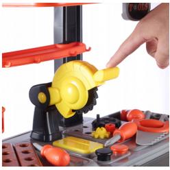 Мастерская для детей ящик для инструментов 2в1 оптом