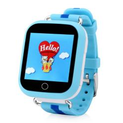 Водонепроницаемые детские умные часы с GPS Smart Baby Q100 оптом