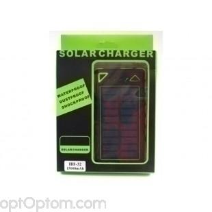 Power Bank HH-32 на солнечных батареях 15 000 mah оптом