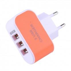 Зарядное устройство 3 в 1 USB CHARGER 3 оптом