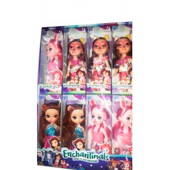 Кукла Enchantimals 16 штук оптом