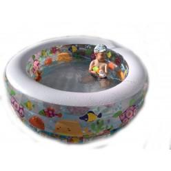 Надувной бассейн Аквариум оптом