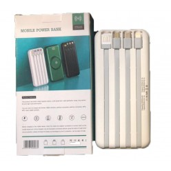 Беспроводной внешний аккумулятор Wireless fast charging оптом