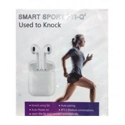 Беспроводные наушники Smart sport f11-q2 tws оптом