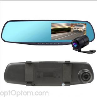 Зеркало заднего вида с встроенным видео регистратором оптом
