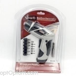 Электрическая отвертка kcs-616 оптом