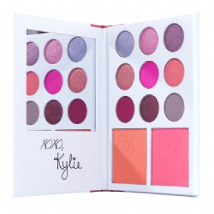 Kylies the diary palette тени и румяна оптом