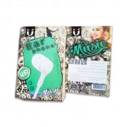 Наушники Music ear phone 451 оптом