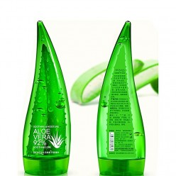 Увлажняющий и успокаивающий универсальный гель soothing and moisture aloe vera gel оптом