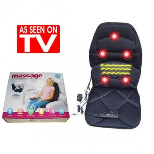 Массажная накидка Massage seat topper оптом