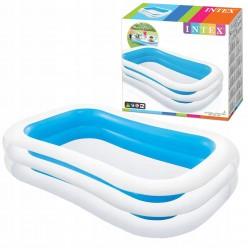 Надувной прямоугольный бассейн оптом