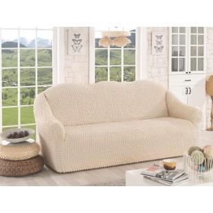 Чехол для дивана трехместный , без юбки