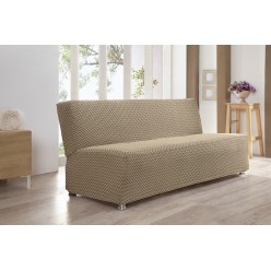 Чехол для дивана PALERMO трехместный без подлокотников, без юбки