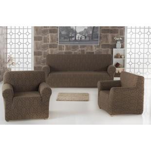 Набор чехлов для дивана MILANO 3+1+1