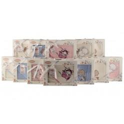 Полотенце-конверт детский BAMBINO-SAMALOT 90x90 1/1