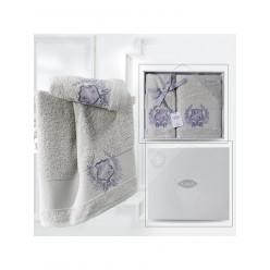 Комплект махровых полотенец DAVIS 50х90*1-70х140*1 см 1/2