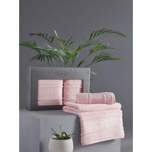 Комплект полотенец бамбук ARMOND 50х90-70х140 1/2