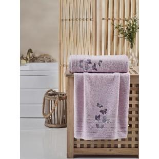 Комплект махровых полотенец BELINA 50x90-70х140 см оптом оптом