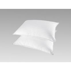 Подушка сатин полосатый VIA (70x70) см