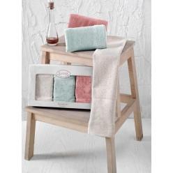 Кухонные полотенца бамбук PANDORA 30х50 1/3