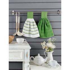 Кухонные полотенца махровые LIMBO 30x30 1/2